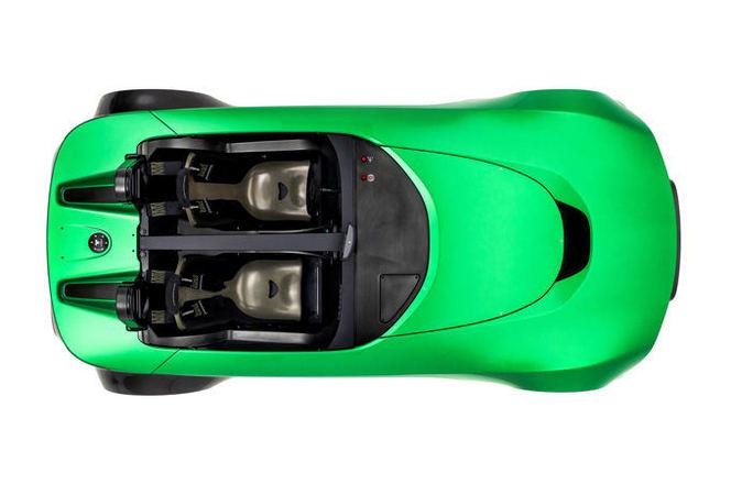"Caterham: de la citadine au SUV, l'avenir sera ""léger""!"