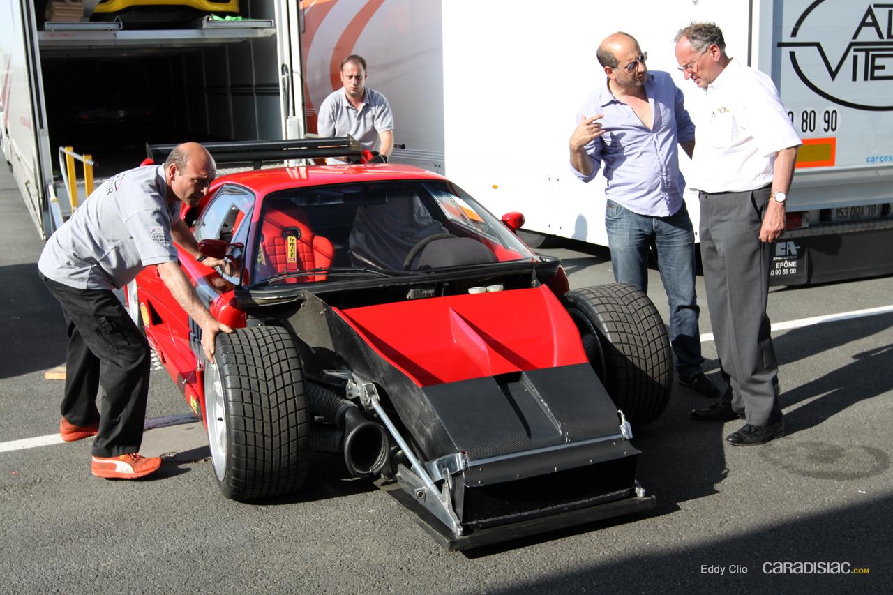 du jour : Ferrari F40 LM