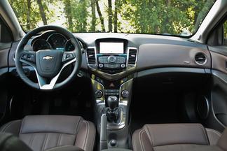 Essai - Chevrolet Cruze SW : espace maxi pour prix mini