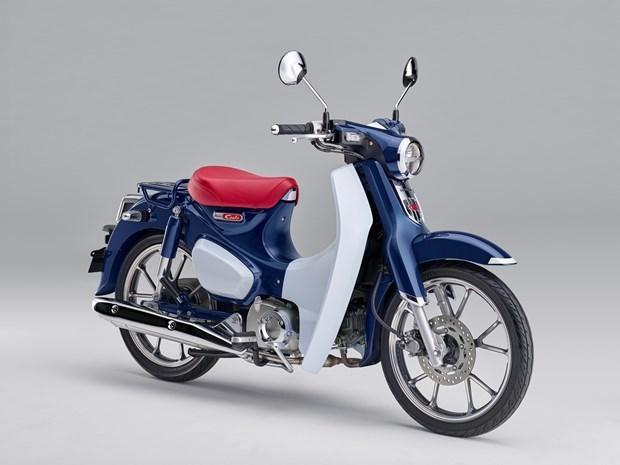 Honda : le C125 Super Cub fait son retour en France
