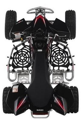 Cross Pro propose, chez Bihr, nerfbars et toiles d'araignée pour quad sportif !