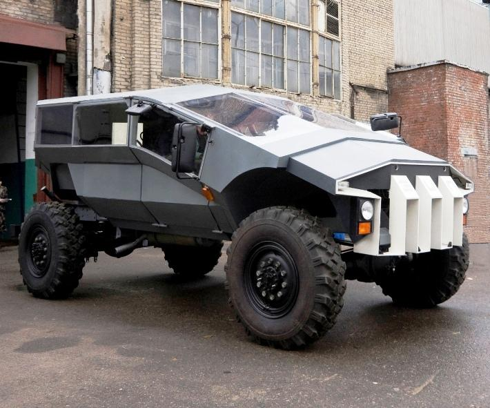 voiture 4x4 militaire occasion