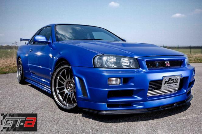 La Nissan Skyline GT-R de Fast & Furious 4 est à vendre