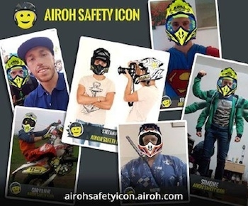 Airoh Safety Icon: plus de 950 000 participants