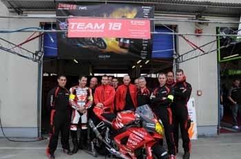 Endurance : Le team 18 des sapeurs pompiers termine 4e à Oschersleben