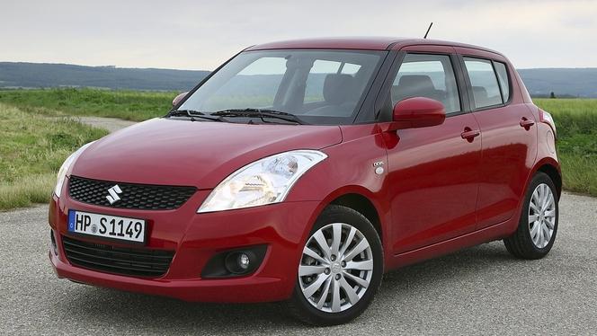 L'avis propriétaire du jour : conducteur handicape nous parle de sa Suzuki Swift 1.2 VVT GLX BVA