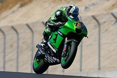 Moto GP 2008: West renouvelle avec Kawa pour un an