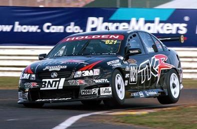 Le supertourisme à l'australienne : le V8 Supercars !