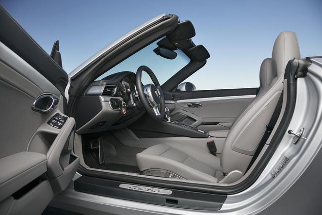 Voici les nouvelles Porsche 911 Turbo et Turbo S cabriolets
