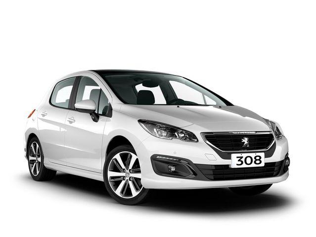 En Amérique du Sud, Peugeot propose l'ancienne génération de 308 équipéed'une face avant inédite reprenant les nouveaux codes de la marque (logo dans la calandre, phares avec un décroché). Une version à coffre est aussi proposée, elle se nomme 408.