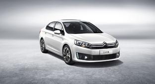 En 2015, Citroën a lancé en Chine une nouvelle C4 berline. En ôtant la calandre, on pourrait croire que c'est une Volkswagen.