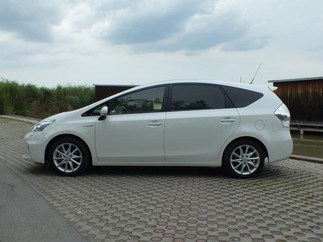 Essai vidéo - Toyota Prius + : monsieur plus