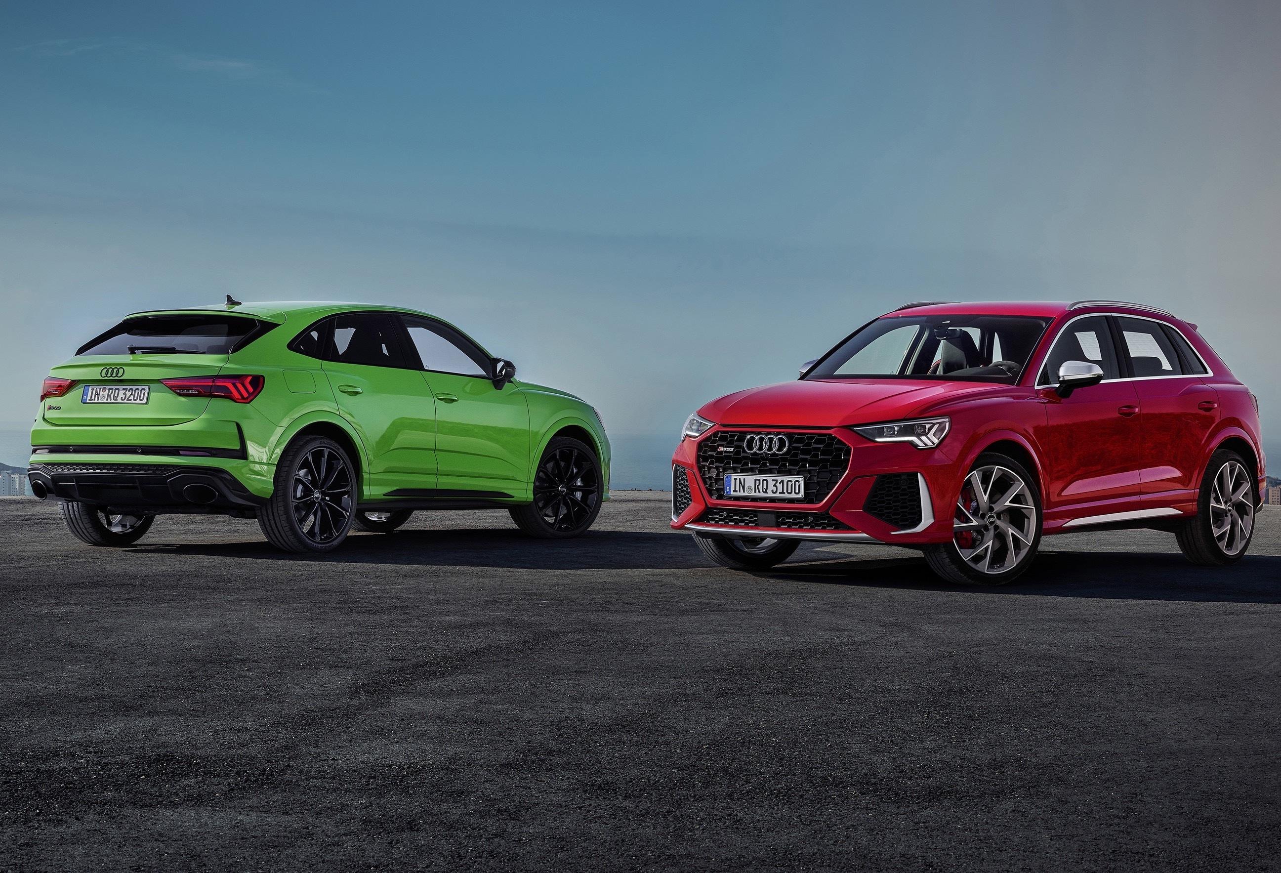 Audi Rs Q3 2020 Prix Des 69 100