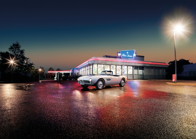 BMW : la 507 d'Elvis Presley enfin de retour et prête pour Pebble Beach