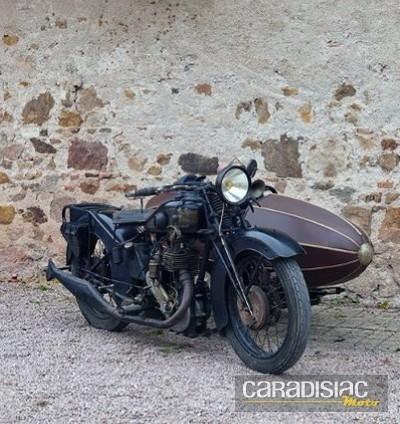 Résultats de la vente Aguttes du 5 novembre à Lyon: notre sélection moto.
