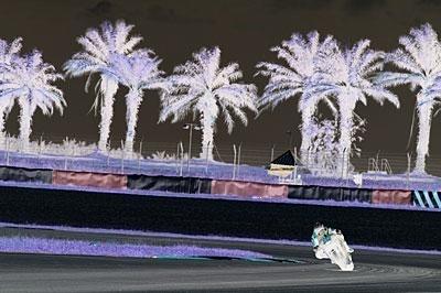 Moto GP: Le Grand Prix du Qatar 2008 se déroulera la nuit !