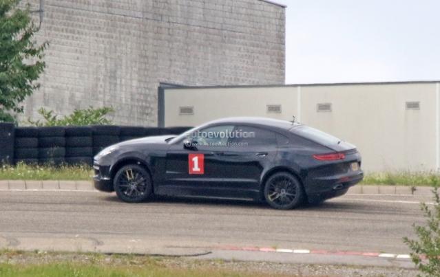 Porsche prépare-t-il un Cayenne coupé?