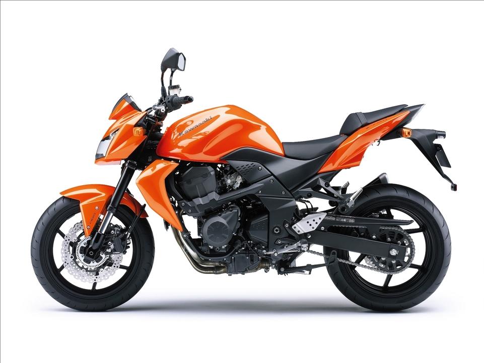 Nouveauté 2008 : Kawasaki Z 750, les photos.