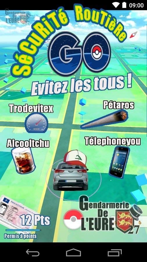 La Sécurité routière Go vous connaissez?