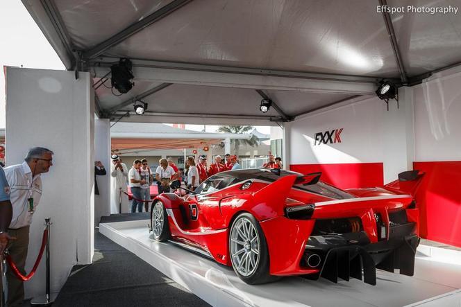 LaFerrari FXX K : 2.7 millions $, 32 exemplaires produits ... déjà tous vendus