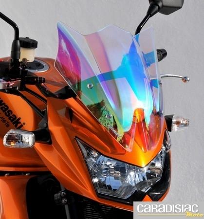 Kawasaki Z750 à la sauce Ermax.