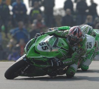 Superbike 2008: Laconi confirmé chez Kawasaki