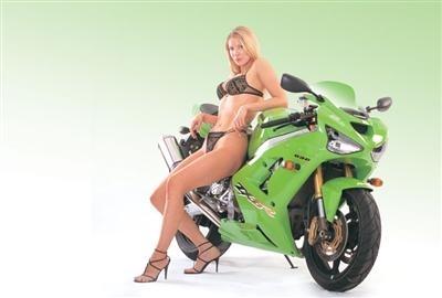 Moto & Sexy : semaine Ninja - épisode 1