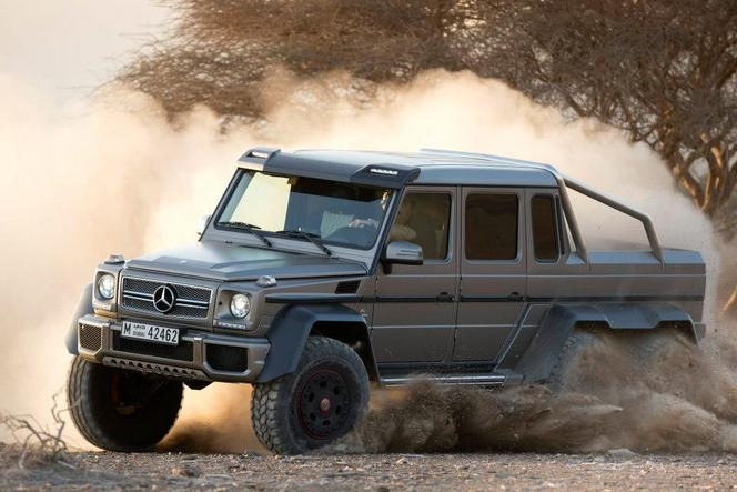 mercedes benz g63 amg 6x6 451010 euros. Black Bedroom Furniture Sets. Home Design Ideas