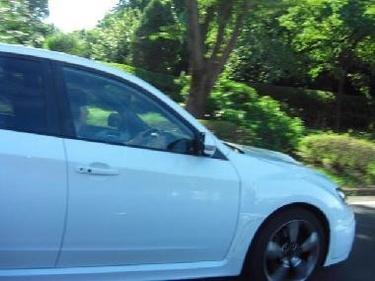 Future Subaru Impreza STI en balade