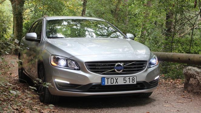 Essai - Volvo V60 : retour à la raison