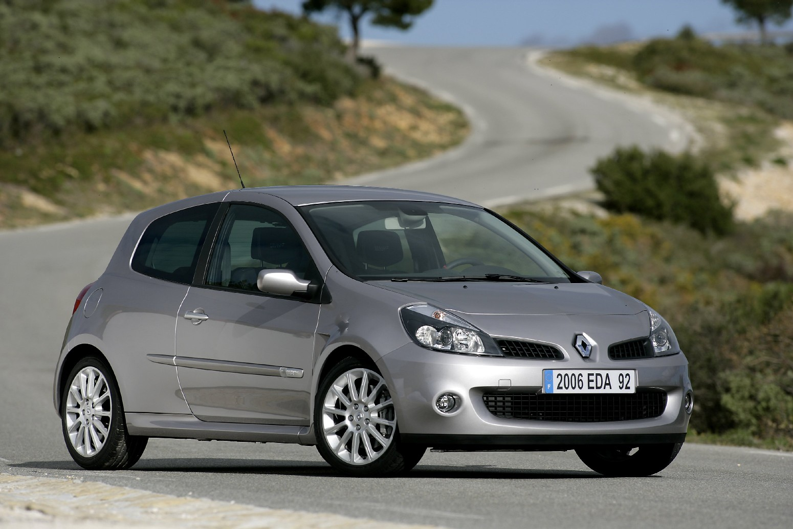 Retour sur la Clio III Renault