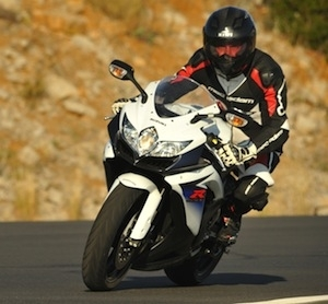 Suzuki GSX-R 750 : the one !