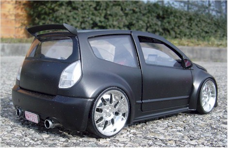 miniature citroen c2 tuning. Black Bedroom Furniture Sets. Home Design Ideas