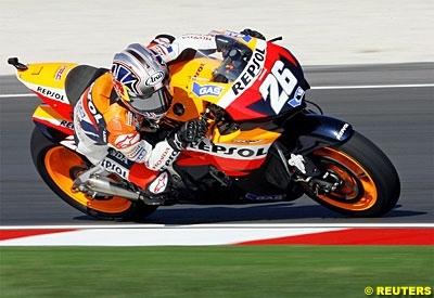Moto GP: San Marin: Même moto et mental différent au HRC