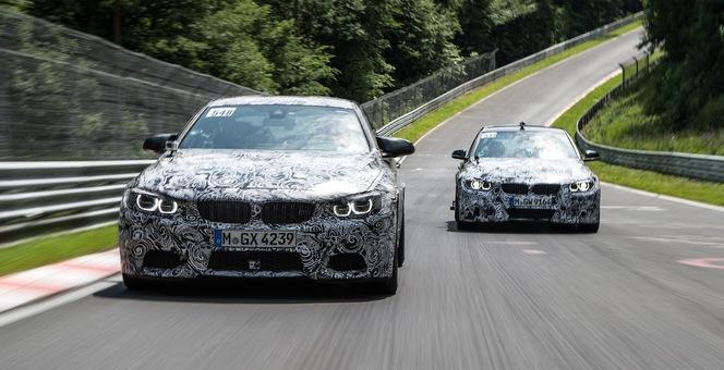 Futures BMW M3/M4 : toutes les caractéristiques dévoilées