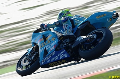 Moto GP: San Marin D.3: Stoner O.K, Rossi K.O
