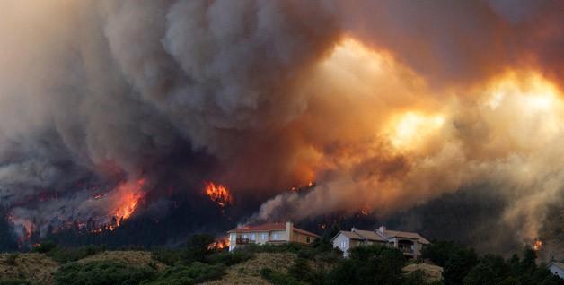 Pikes Peak : l'édition 2012 annulée à cause des incendies ?