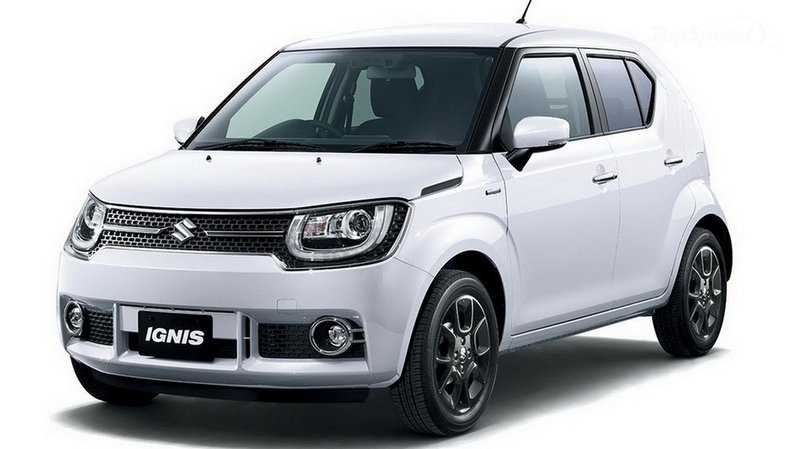 mondial de paris 2016 suzuki ignis le retour. Black Bedroom Furniture Sets. Home Design Ideas