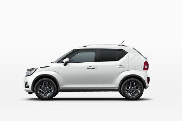 Mondial de Paris 2016 - Suzuki Ignis : le retour