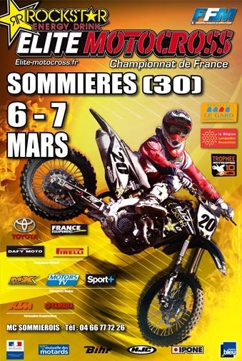 Ouverture du championnat de France Elite à Sommières