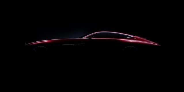 Mercedes tease un mystérieux coupé Maybach