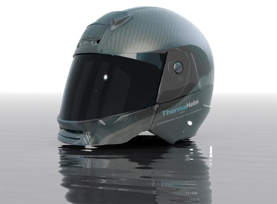 Casque Therma-Helm : ça laisse froid...