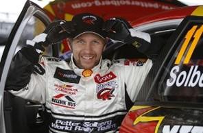 WRC Mexique Jour 1 : Petter Solberg profite