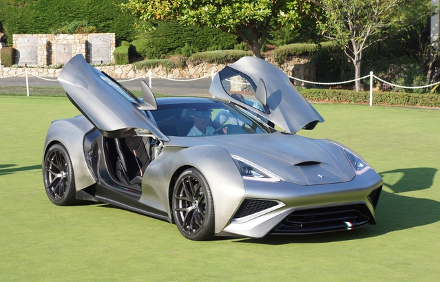 Icona Vulcano Titanium : du titane à 2millions d'euros