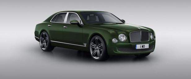 Bentley prépare un coupé 4 portes pour 2018