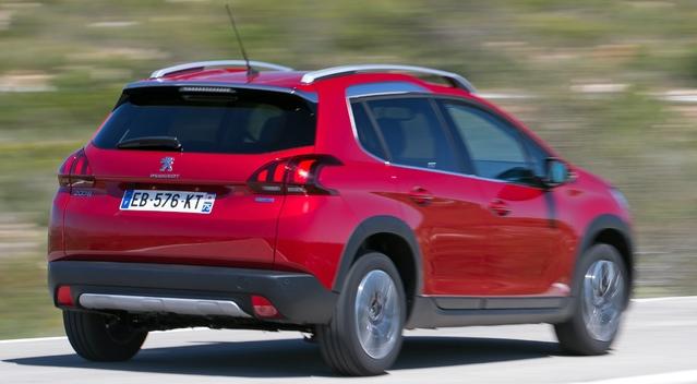 Quelle Peugeot 2008 restylée choisir?