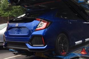 Spyshot : la nouvelle Honda Civic se découvre