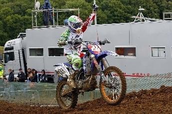 MX2 : Les bons résultats de Yamaha