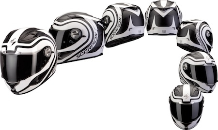 Scorpion: calotte TCT® Thermodynamical Composite Technology