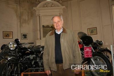 Interview de Mr Michel Pont, propriétaire du musée de Savigny lès Beaune.